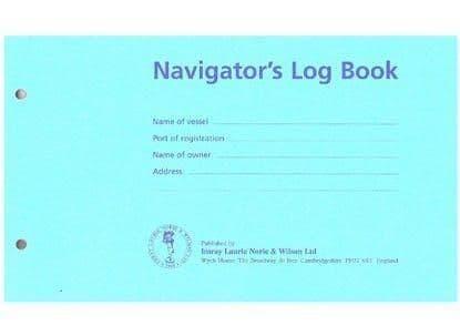 Imray Navigator's Logbook Refill Pad